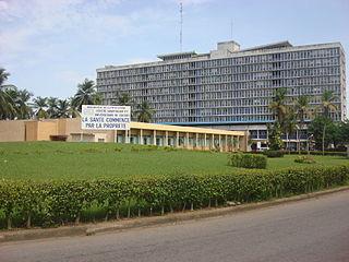 Chu de Cocody à Abidjan (Côte d'Ivoire) par Zenman , via wikipedia.fr
